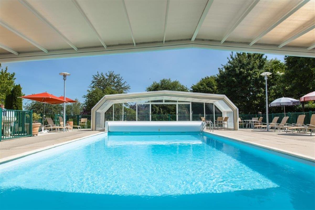 L 39 ermitage hotel restaurant swimming pool hotel - Piscine sable sur sarthe ...